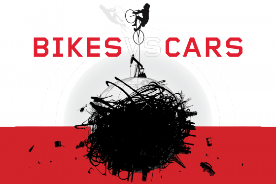 """Bikes vs Cars"" Film"
