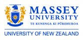 Massey University School of English & Media Studies logo