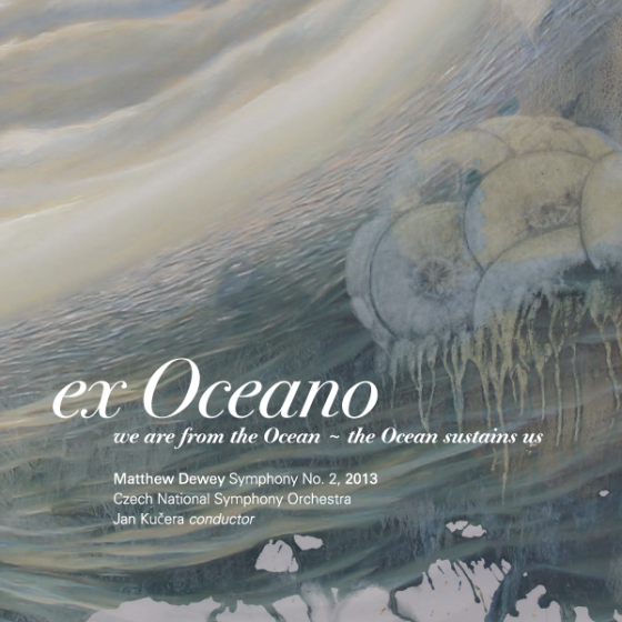ex Oceano CD cover artwork