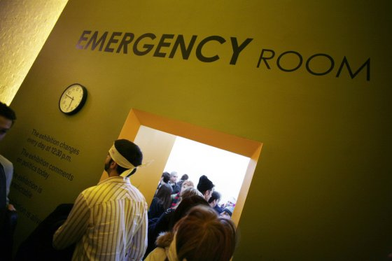 Emergency Room, Thierry Geoffroy