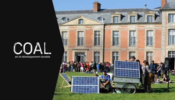 Solar Sound System, opening of the exhibition «Living» Domain of Chamarande, Ph. Henri Perrot