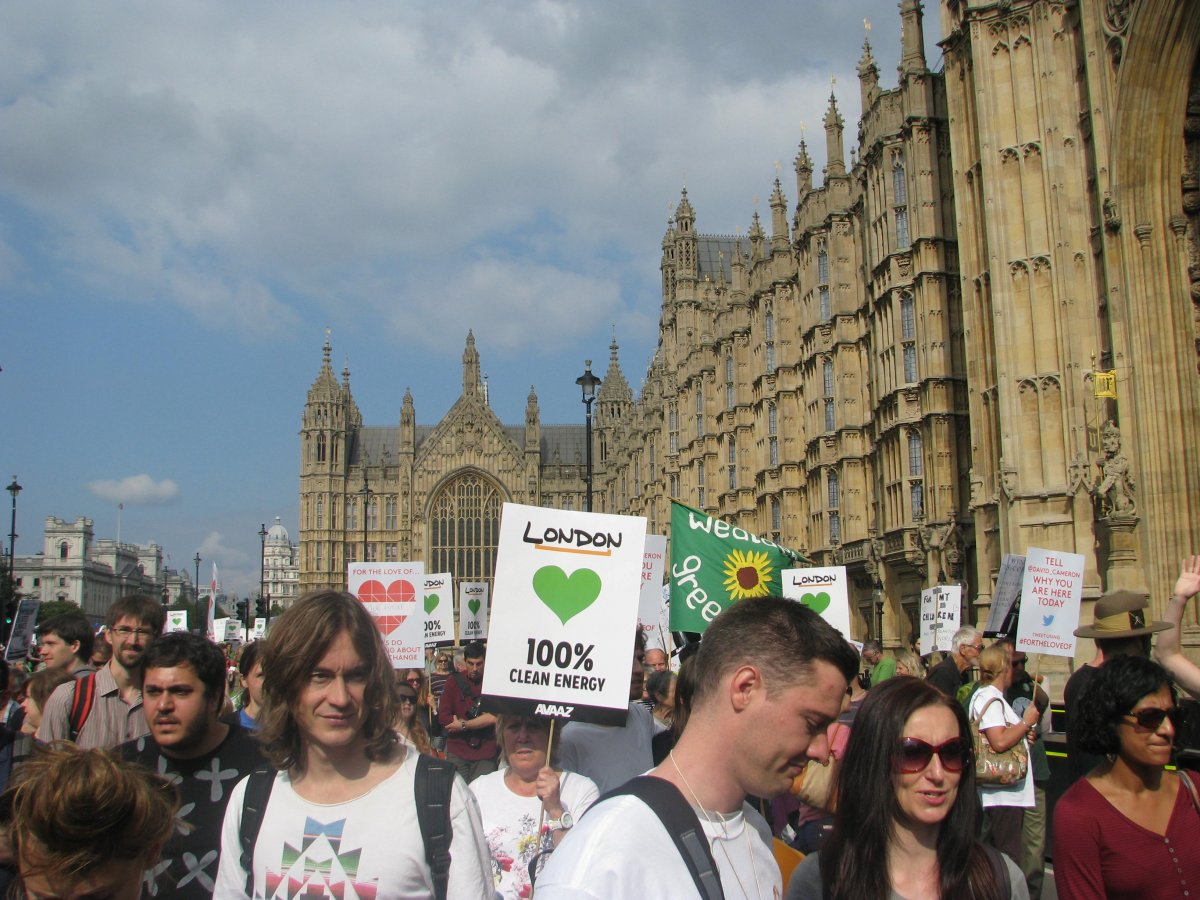 March Against Climate Change, wikipedia