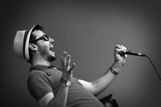 Headline Act, Shlomo - Credit: Matthew Alan