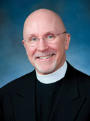 The Right Reverend Peter Eaton, Bishop Coadjutor of the Diocese of Southeast Florida