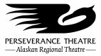 Perseverance Theatre and University of Alaska Southeast logo