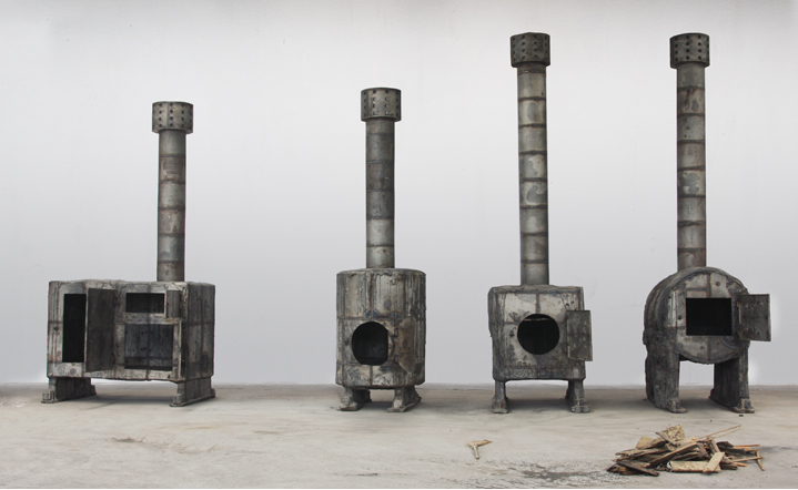 © Courtesy Sterling Ruby Studio and Gagosian Gallery_Photo by Robert Wedemeyer